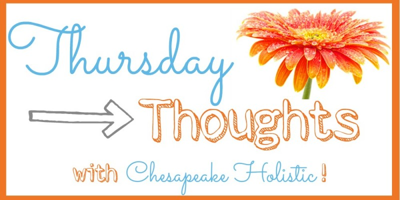 Thursday Thoughts – August 25 – Boosting Immunity